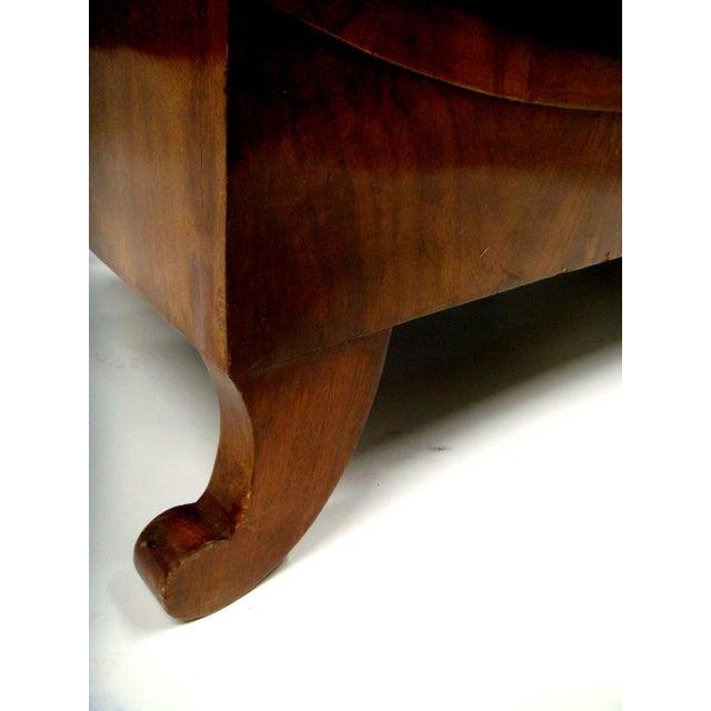 Biedermeier Period Mahogany Sofa - Image 7 of 7