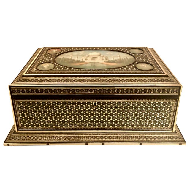 Late 19th Century Middle Eastern Box For Sale - Image 11 of 13