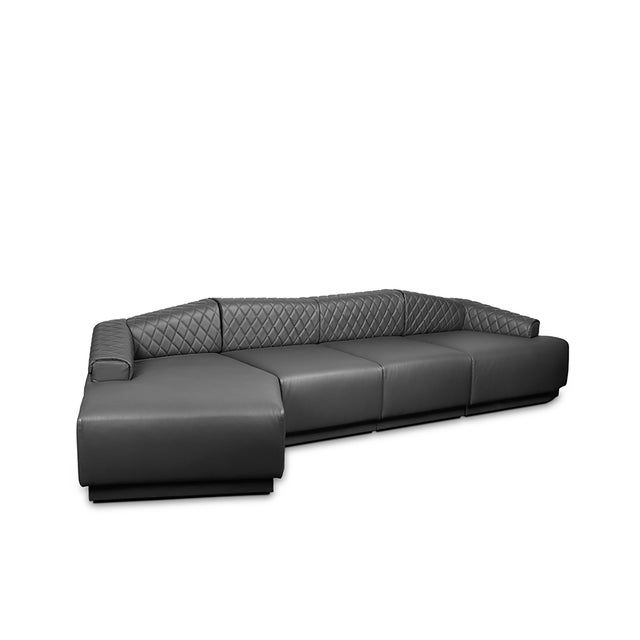 Anguis Sofa From Covet Paris For Sale - Image 6 of 13