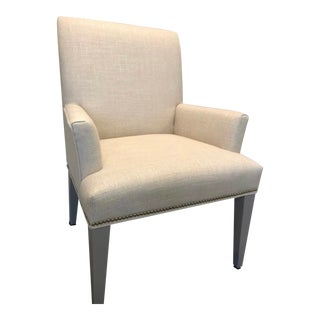 Mitchell Gold Bob Williams Anthony Arm Chairs For Sale