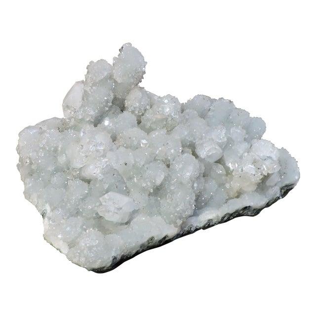Blue Celestite Quartz Table Top Crystal For Sale