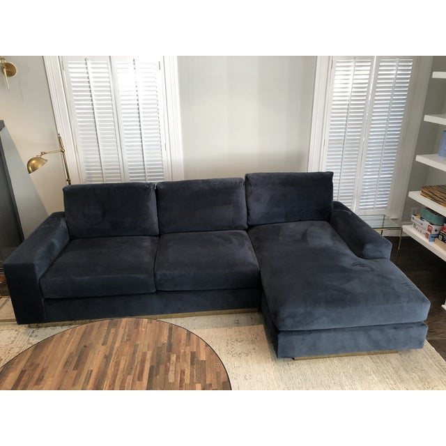 2010s Style de Vie Custom Modern Sectional For Sale - Image 5 of 5