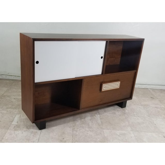 1950s Modern Style Cabinet For Sale - Image 13 of 13