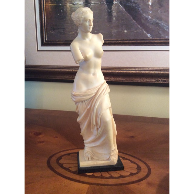 Vintage Arnoldo Giannelli Venus Recomposed Stone Sculpture For Sale - Image 11 of 12