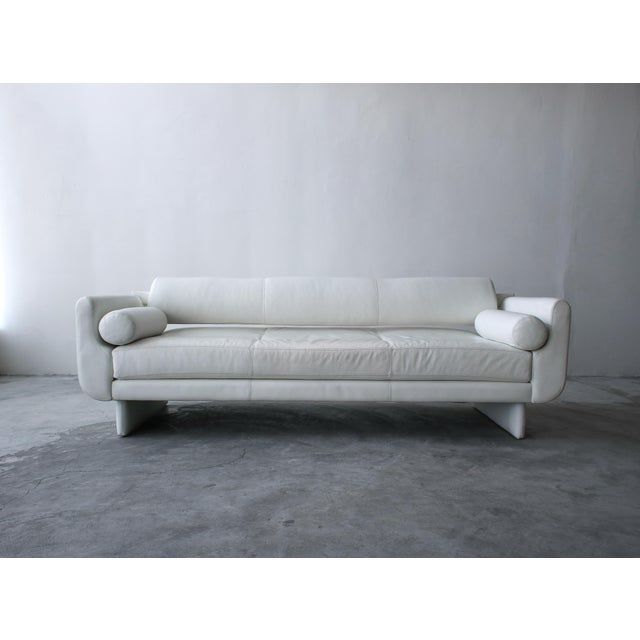 Matinee Sofa Daybed by Vladimir Kagan for American Leather For Sale In Las Vegas - Image 6 of 13