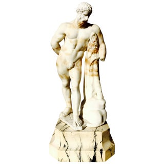 Hercules Statue For Sale