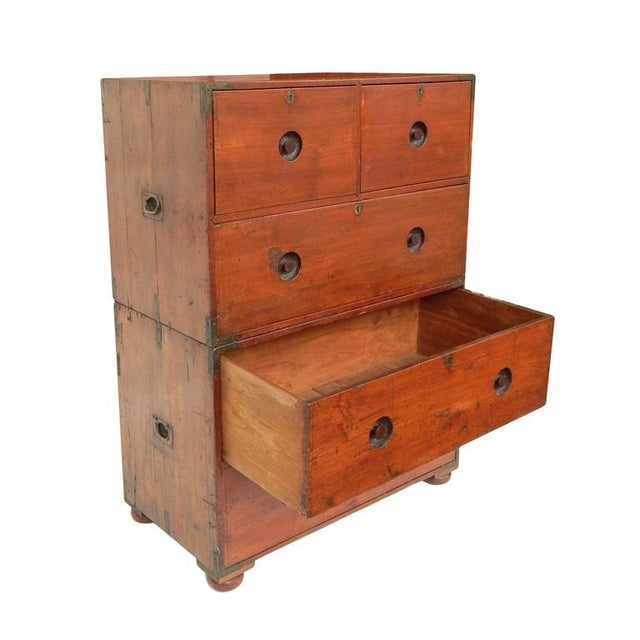 Rare Anglo-Indian Campaign Dresser - Image 2 of 10
