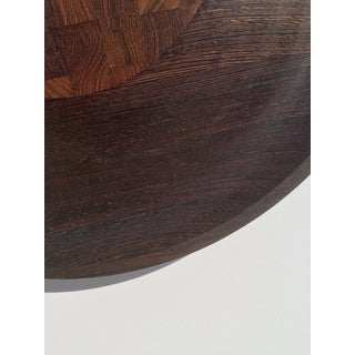 Vintage 1960s Danish Modern Jens Quistgaard for Dansk Rare Woods Teak and Wenge Cheese Board Preview
