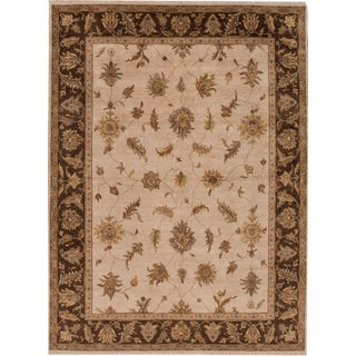"""21st Century Contemporary Indian Rug , 9'1"""" X 12'4"""" For Sale"""