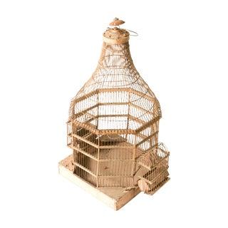 Antique Italian Birdcage