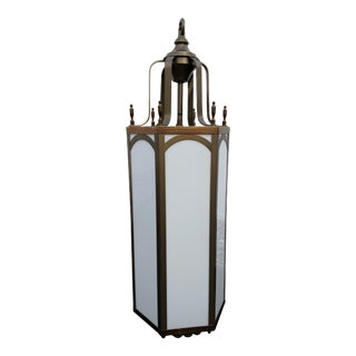McFadden Cathedral Church Pendant Light For Sale