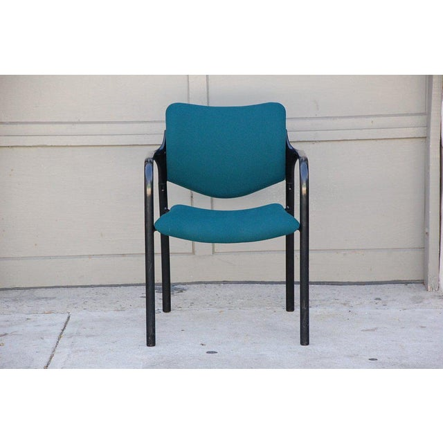 Set of 4 Modern Dining Chairs by Mark Goetz for Herman Miller For Sale In Los Angeles - Image 6 of 6