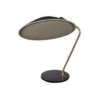 Gerald Thurston for Lightolier Saucer Table Lamp