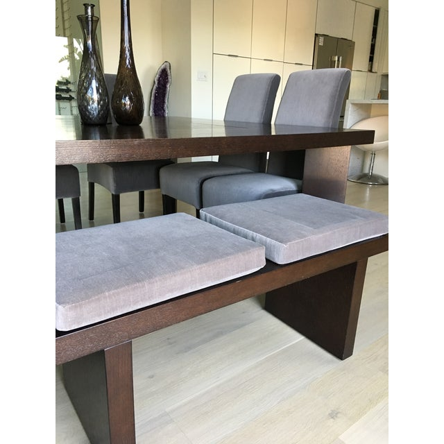 Modern Classic Dining Set & Vases For Sale - Image 9 of 11