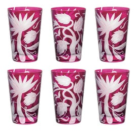 Image of Illustration Tumblers and Tall Glasses