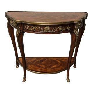 Theodore Alexander Ram's Head Console Table