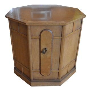 Drexel Heritage Meridian Octagon Side Table