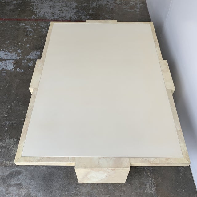 Wood Alessandro for Baker Coffee Table For Sale - Image 7 of 13