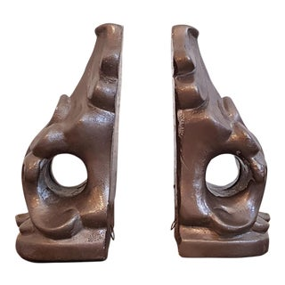 French Style Bookends - A Pair For Sale