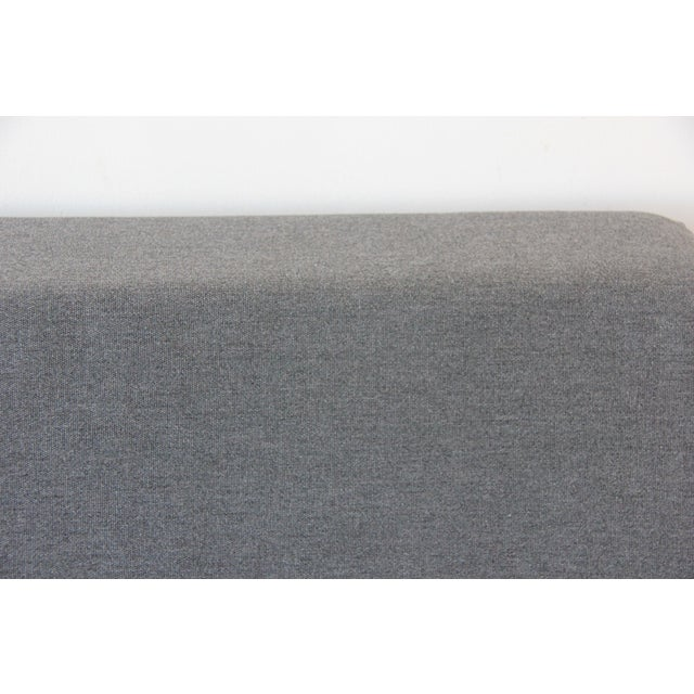 Mid-Century Modern Daybed in Granite Gray - Image 7 of 8