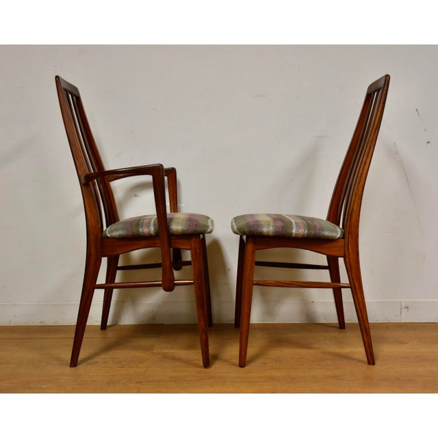 Koefoeds Hornslet Dining Chairs by Niels Koefoed for Hornslet - Set of 8 For Sale - Image 4 of 12