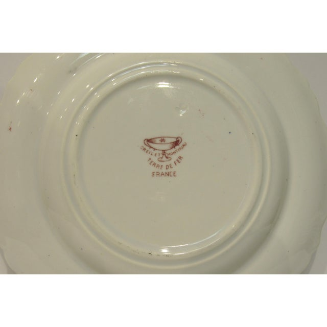 Creilet Montereau Hors D' Oeuvres Dishes For Sale In West Palm - Image 6 of 6