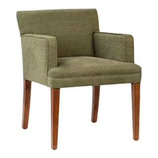 Green Dining Chairs - Set of 6 For Sale