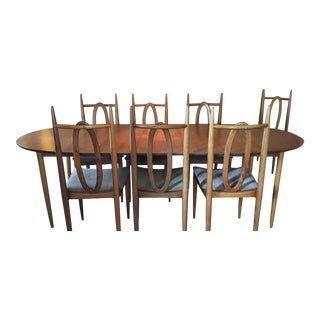 Honderign Danish Modern Dining Room Set For Sale