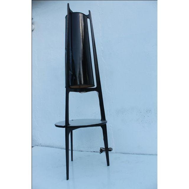 Mid Century Modern Adrian Pearsall Table Lamp For Sale - Image 7 of 10