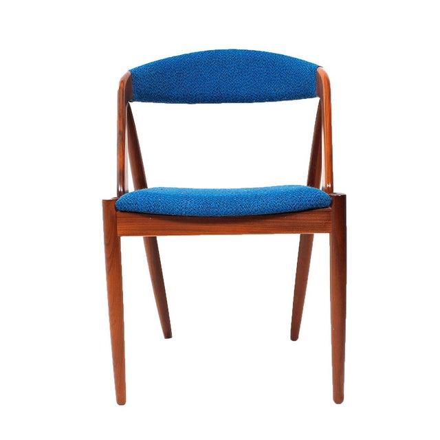 Kai Kristiansen Chairs - Set of 6 - Image 3 of 6