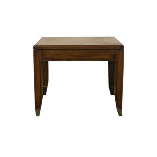 20th Century Contemporary Thomasville Furniture Kallista Collection End Table For Sale