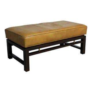 1950s Bench by Edward Wormley for Dunbar For Sale