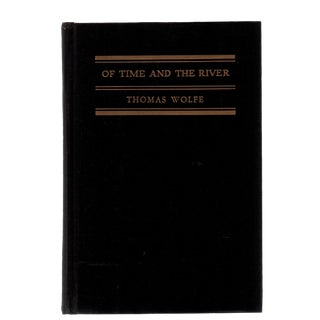 "1944 ""Of Time and the River"" Collectible Book For Sale"