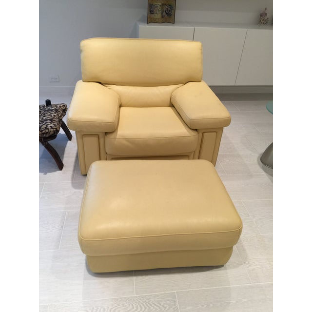 Contemporary Roche Bobois Club Chairs - a Pair For Sale - Image 3 of 7