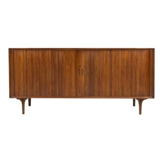 Glenn of California Tambour Door Credenza