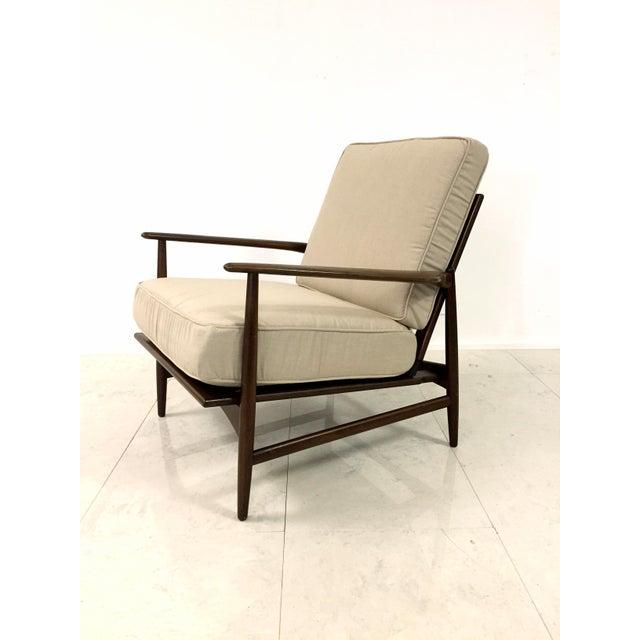 Kofod Larsen for Selig Vintage Danish Lounge Chair - Image 2 of 10