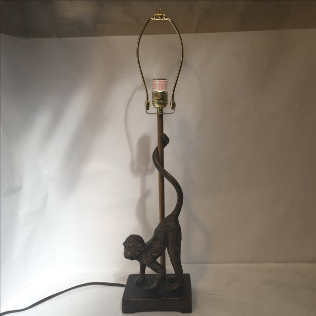 Monkey Business Table Lamp - Image 4 of 11