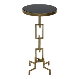 Contemporary Kelly Side End Accent Table For Sale