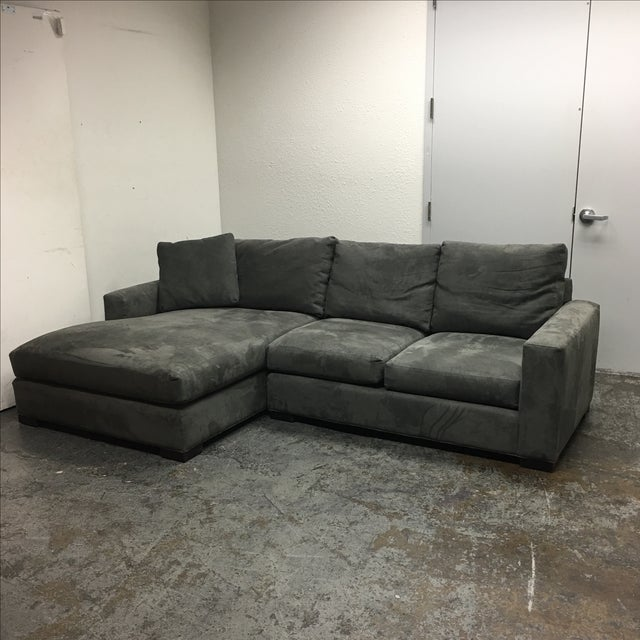 Room & Board Metro Sectional Sofa - Image 3 of 8