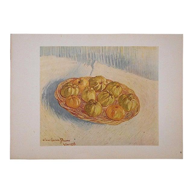 Vintage Ltd. Ed. Post-Impressionist Lithograph-Vincent Van Gogh (Fr. 1853-'90) For Sale