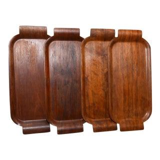 Toastmaster Hospitality Set Trays - Set of 4 For Sale