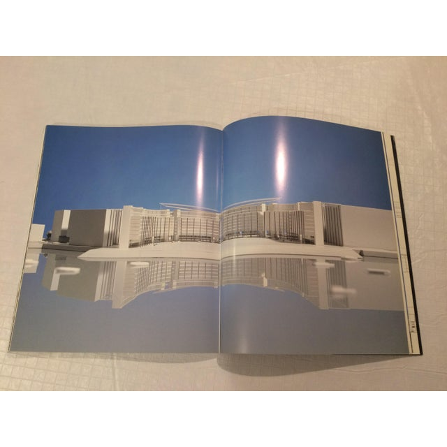 "Blue ""Foster Associates: Recent Works"" Architectural Monographs, No 20 Book For Sale - Image 8 of 13"