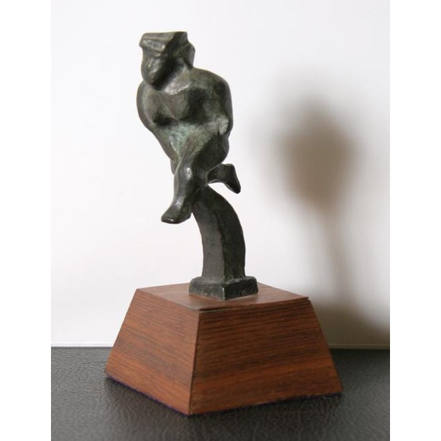 Running Figure, Bronze Scupture 1943 For Sale In New York - Image 6 of 6