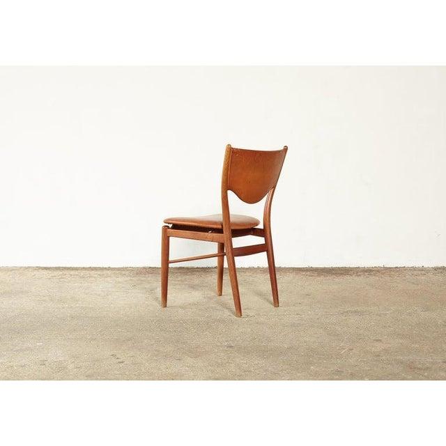 Finn Juhl Finn Juhl Bo 63 (Nv 64) Chair, Bovirke, Denmark, 1950s For Sale - Image 4 of 10