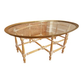 Labarge Asian Influenced Butler Table