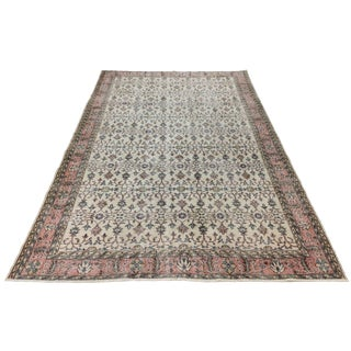 Rug & Relic Distressed Vintage Carpet | 7'6 X 10'8