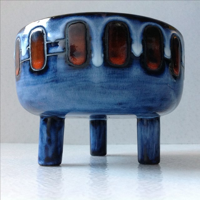 Mid-Century French Studio Art Pottery - Image 2 of 10