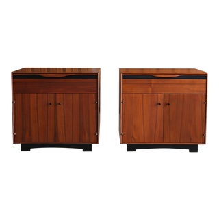 Nightstands by John Kapel for Glenn of California For Sale