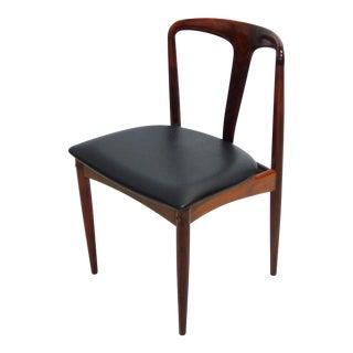 Mid-Century Modern/Danish Modern Johannes Andersen Rosewood Dining Chair