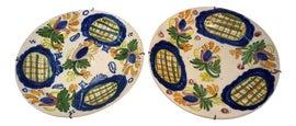 Image of Emerald Decorative Plates